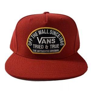 Vans Authentic OG Sign Snapback Hat